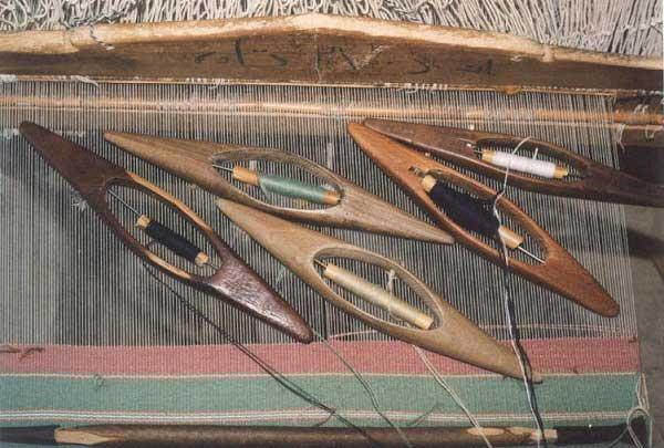 قالیچه ترکمن گرگان,موزه صنایع دستی گرگان