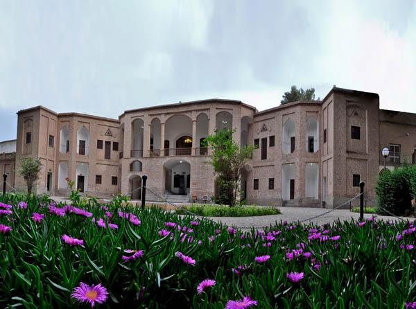 باغ ایرانی,باغ موزه اکبریه,باغ موزه اکبریه بیرجند