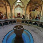 تاریخچه حمامهای ایرانی,حمام تاریخی اصفهان,علی قلی آقا