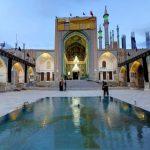 اردهال کاشان,امامزاده سلطان علی بن محمد باقر,تاریخچه مشهد اردهال