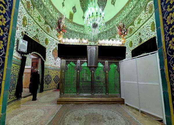 سلطان علی بن محمد باقر,شهادت سلطان علی بن محمد,مشهد اردهال