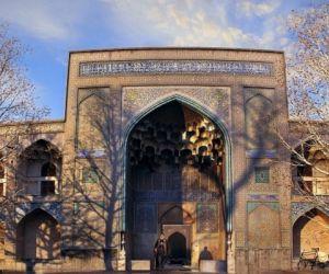 تاریخچه مدرسه چهارباغ اصفهان,جاذبه های تاریخی اصفهان,عکس مدرسه چهارباغ اصفهان
