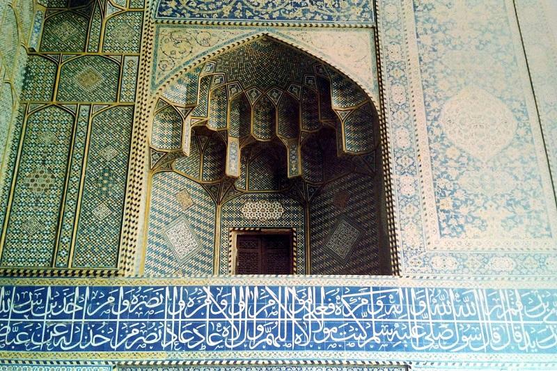 مدرسه سلطانی,مدرسه مادرشاه,مدرسه ی چهارباغ اصفهان