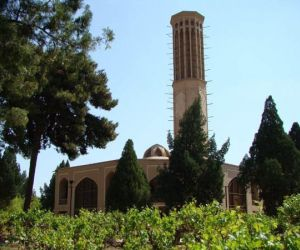 آدرس باغ دولت آباد یزد,بادگیر باغ دولت آباد,بادگیر باغ دولت آباد یزد