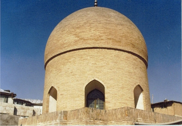 امام زاده سید محمد مشهد,امامزاده سید محمد,بنای تاریخی