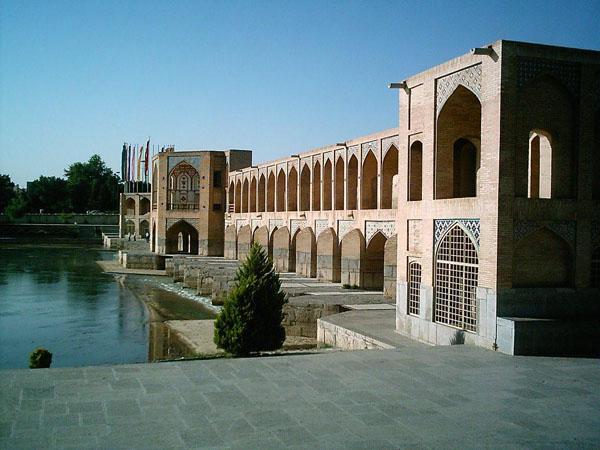 پلان پل خواجو اصفهان,عکس پل خواجو,عکس پل خواجو اصفهان