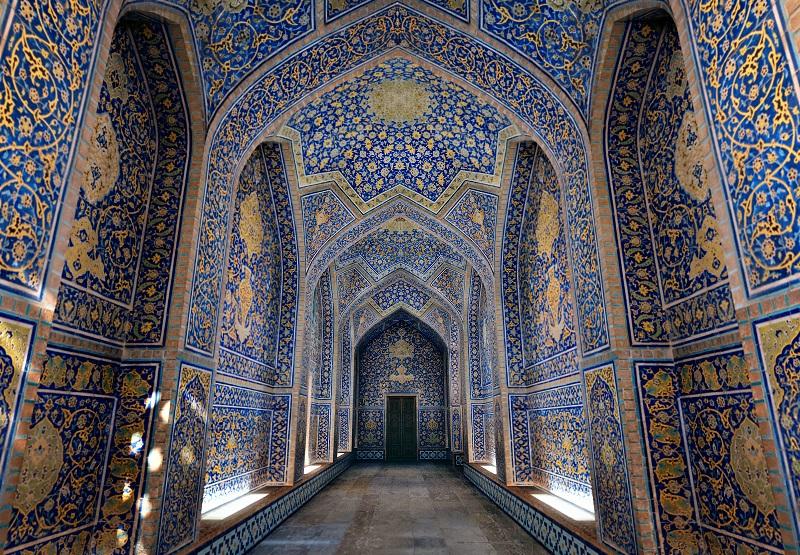 شیخ لطف الله جبل عاملی,عکس مسجد شیخ لطف الله اصفهان,عکس مسجد شیخ لطف الله در اصفهان
