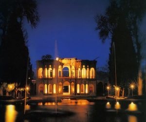 باغ ایرانی,باغ شازده ماهان,باغ شاهزاده