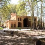 باغ پهلوان پور مهریز یزد