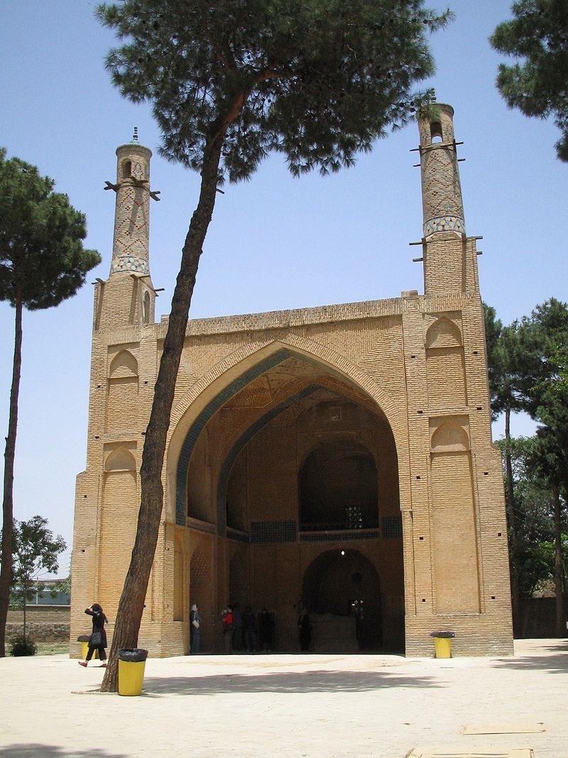 آدرس منار جنبان اصفهان,بنای تاریخی منار جنبان,تاریخچه منارجنبان اصفهان