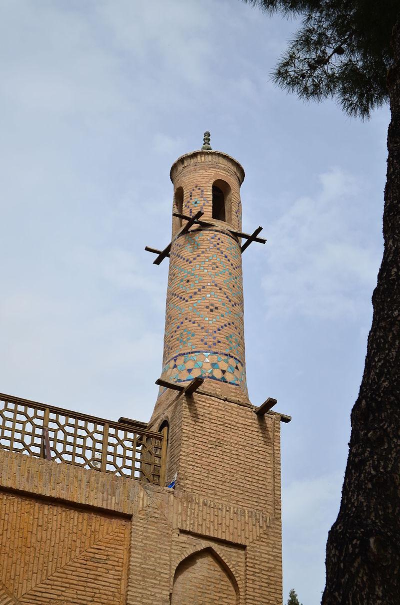 منار جنبان اصفهان,منار جنبان اصفهان ادرس,منار جنبان اصفهان کجاست