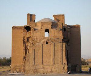 بناهای تاریخی ایران,بنای تاریخی مصلی طرق,روستای طرق مشهد