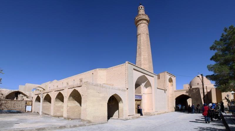 مسجد جامع نایین کجاست,مسجد جمعه نایین,مسجد نایین