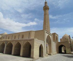 آثار تاریخی,بناهای تاریخی,محراب مسجد جامع نایین