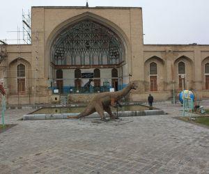 تاریخچه تالار تیموری,تالار تیموری,تالار تیموری اصفهان