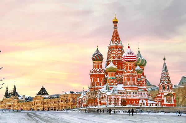 اطلاعات عمومی کشور روسیه
