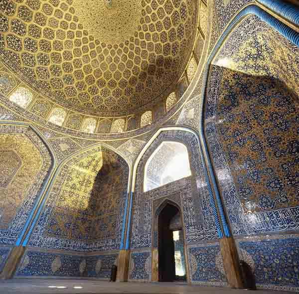 شیخ لطف الله جبل عاملی,عکس مسجد شیخ لطف الله اصفهان,مسجد شیخ لطف الله