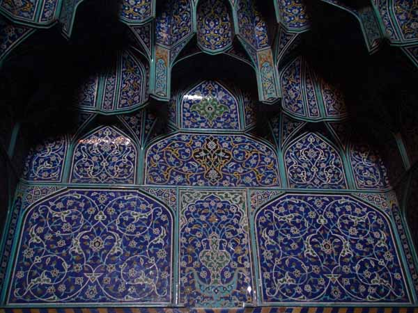 بنای تاریخی اصفهان,تاریخچه مسجد شیخ لطف الله اصفهان,شیخ لطف الله
