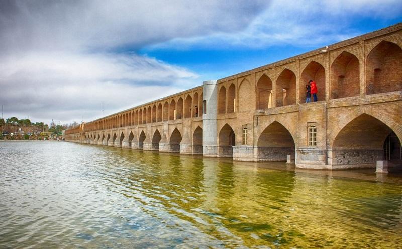عکس سی سه پل اصفهان,عکسهای سی و سه پل اصفهان