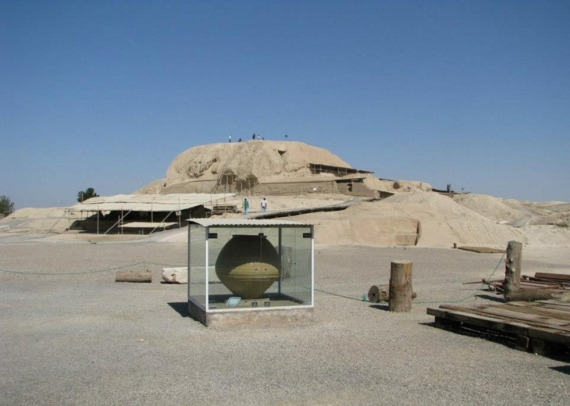 تپه های سیلک کاشان,تپه ی سیلک اصفهان,تمدن سیلک کاشان