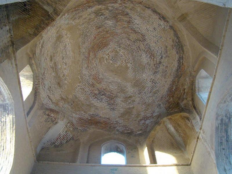 مصلی طرق در مشهد,مصلی طرق مشهد,معماری مصلی طرق