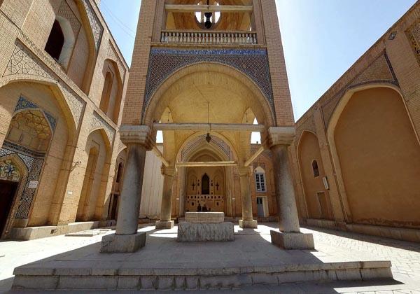 آدرس کلیسای وانک اصفهان,بنای تاریخی اصفهان,تاریخچه کلیسای وانک اصفهان