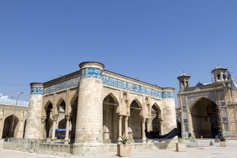 مسجد عتیق شیراز,مسجد عتیق شیراز کجاست