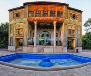 آدرس باغ دلگشا شیراز,آدرس باغ دلگشای شیراز,باغ دلگشا