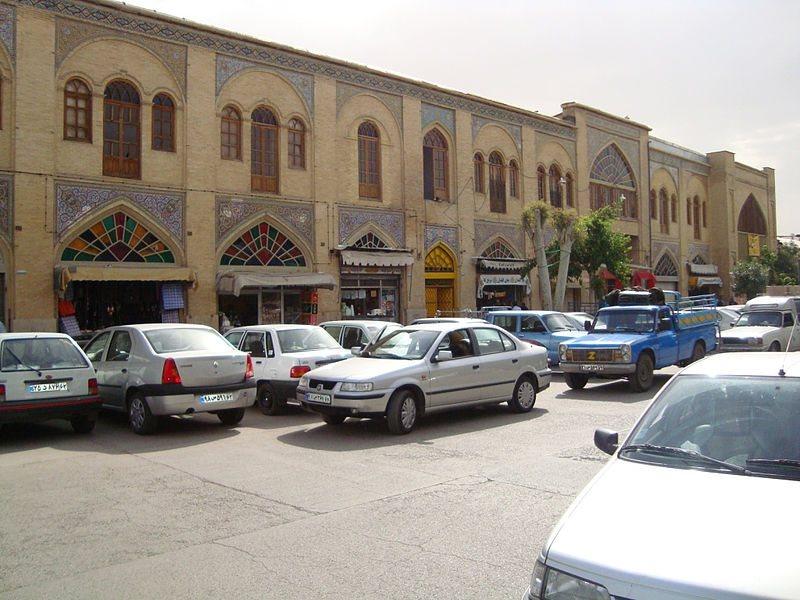 ادرس بازار وکیل شیراز,بازار تاریخی شیراز,بازار سنتی شیراز