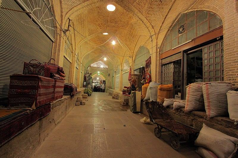 بازار وکیل شیراز,بازار وکیل شیراز عکس,بازار وکیل کجاست؟