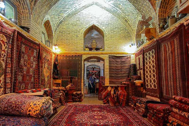 تاریخ بازار وکیل شیراز,تاریخچه بازار شیراز,عکسهای بازار وکیل شیراز