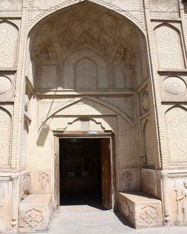 خانه زینت الملک قوامی در شیراز,خانه زینت الملوک,عکس خانه زینت الملوک شیراز