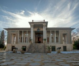 ادرس باغ عفیف اباد شیراز,باغ عفیف,باغ عفیف آباد