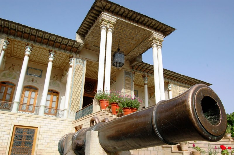 باغ عفیف آباد شیراز فارس,باغ عفیف آباد شیرازی,باغ گلشن شیراز