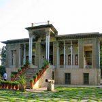باغ عفیف,باغ عفیف آباد,باغ گلشن شیراز