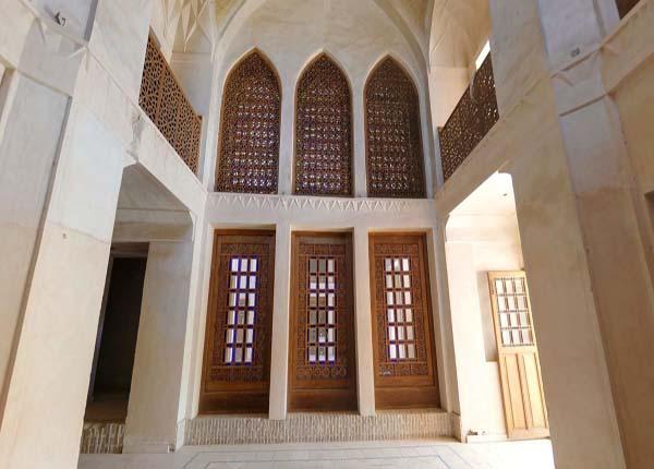 معماری خانه عامری ها