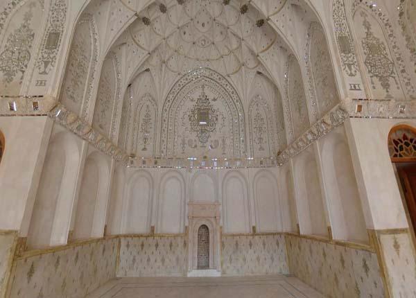 خانه عامری کاشان,خانه عامری ها,خانه های تاریخی اصفهان