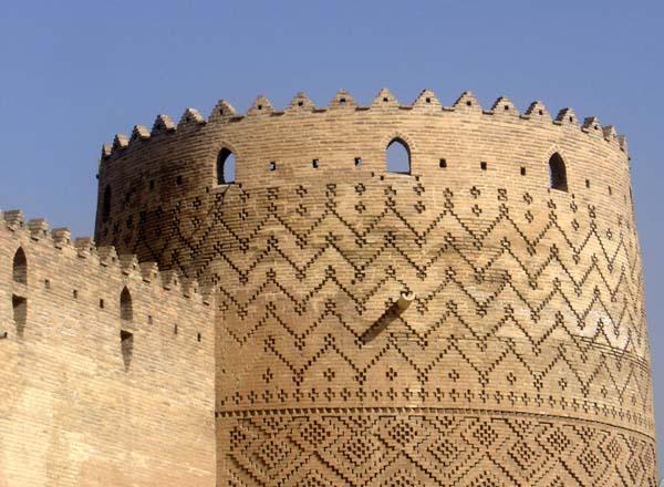 بنای تاریخی,بنای تاریخی شیراز,عکس ارگ کریم خان زند