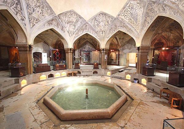 معماری ارگ کریم خان زند