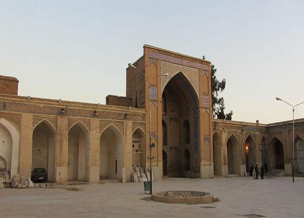 مسجد جامع شیراز,مسجد جامع عتیق,مسجد جامع عتیق شیراز