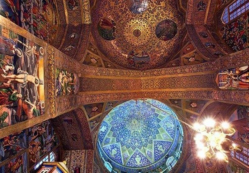 معماری کلیسای بیت اللحم اصفهان