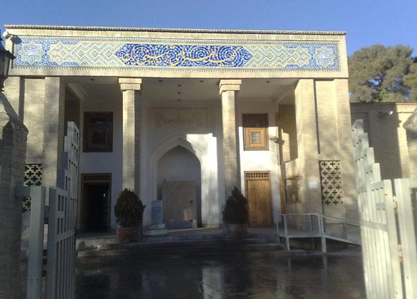 آثار اصفهان,آثار چوبی,عمارت رکیب خانه