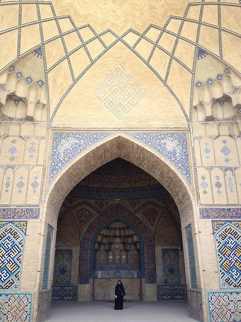 تاریخ مسجد حکیم اصفهان,عکس از مسجد حکیم اصفهان,عکس مسجد حکیم اصفهان