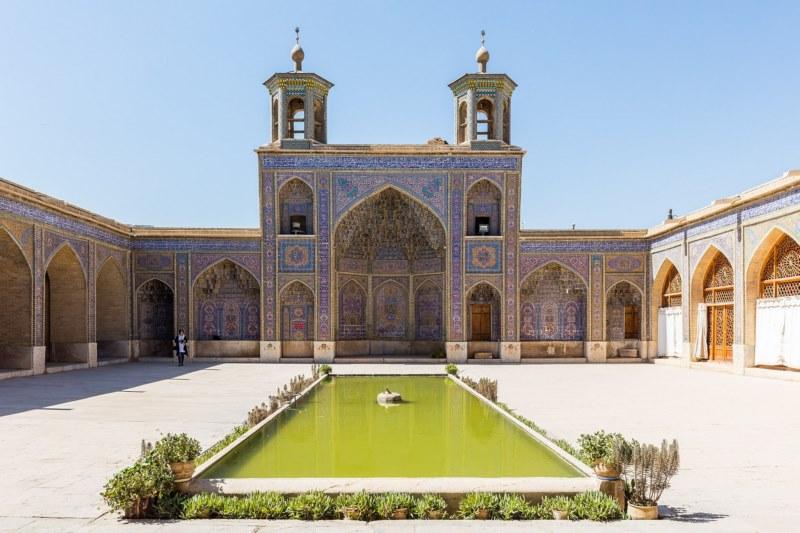 آدرس مسجد نصیرالملک شیراز,تاریخچه مسجد نصیرالملک,تاریخچه مسجد نصیرالملک شیراز