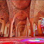 تاریخچه مسجد نصیرالملک,عکس مسجد نصیرالملک شیراز,قدیمی ترین مسجد در شیراز