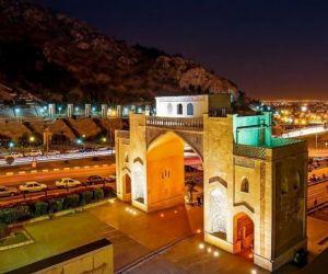 بنای تاریخی,تاریخچه دروازه قرآن شیراز,تاریخچه دروازه قران شیراز