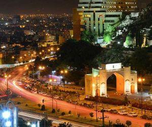 بنای تاریخی,تاریخچه دروازه قرآن شیراز,تنگه الله اکبر