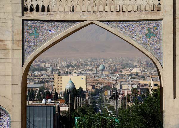 تنگه الله اکبر شیراز,دروازه قرآن,دروازه قرآن قدیم