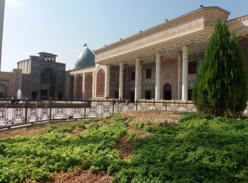 احمد بن موسی,احمد بن موسی شاهچراغ,تاریخچه شاهچراغ شیراز
