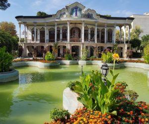 باغ شاپوری شیراز,بنای تاریخی,تاریخچه عمارت شاپوری